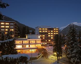 Sunstar Hotel Davos - Davos - Building