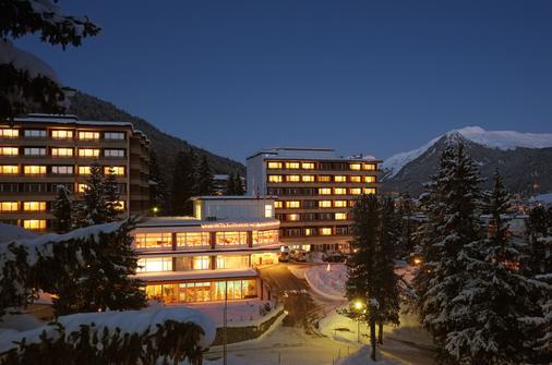 Sunstar Hotel Davos - Davos - Rakennus