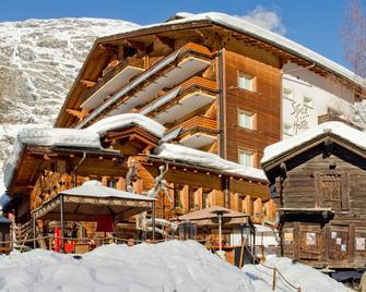 Sunstar Hotel Zermatt - Церматт - Здание