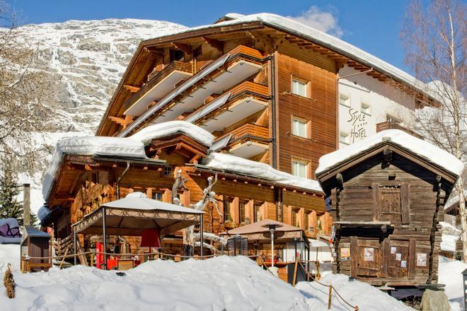 Sunstar Hotel Zermatt - Zermatt - Building