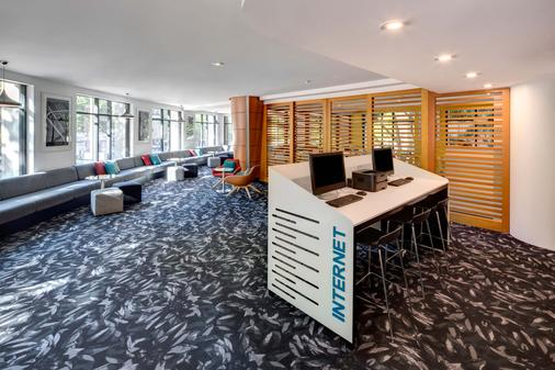 Travelodge Hotel Sydney - Sydney - Business centre