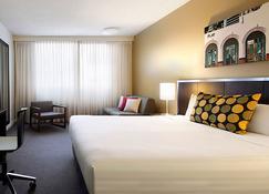 Travelodge Hotel Sydney - Sydney - Slaapkamer