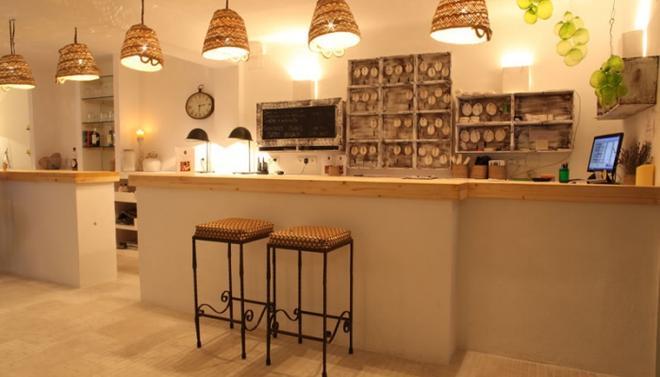 Hostal Juanita - Eivissa - Bar
