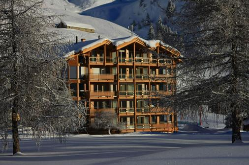 Hotel Royal - Riederalp - Building