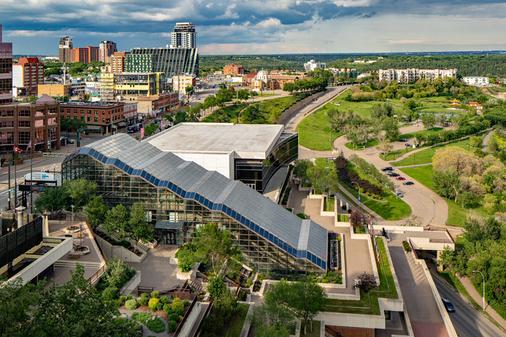Courtyard by Marriott Edmonton Downtown - Edmonton - Attraktionen