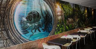 Hostal Miranda - Blanes - Restaurante
