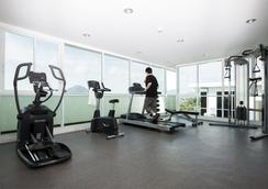 The Wide Condotel - Phuket - Phuket City - Gym