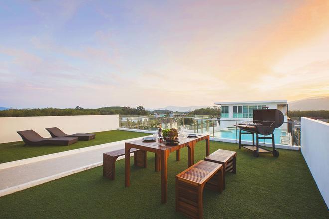 The Wide Condotel - Phuket - Phuket - Patio
