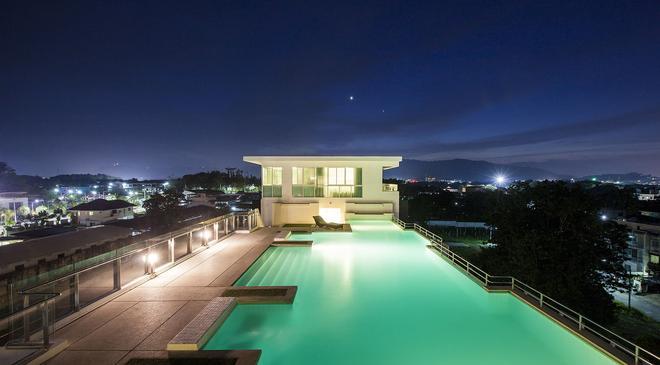 The Wide Condotel - Phuket - Phuket - Uima-allas