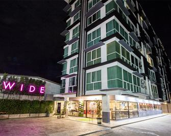 The Wide Condotel - Phuket - Phuket City - Building