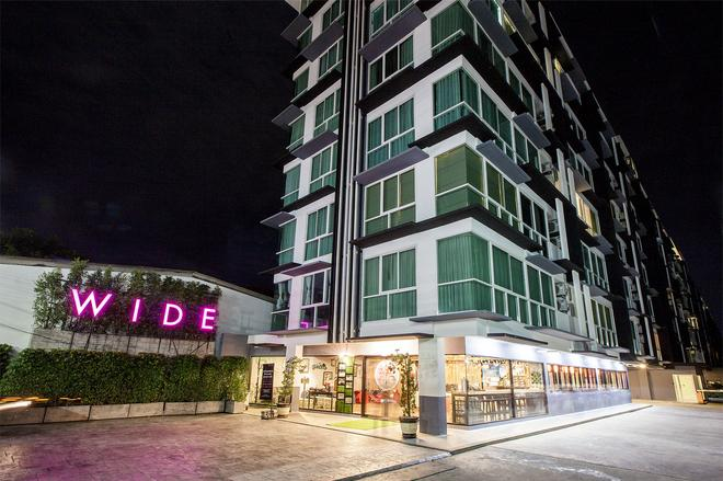 The Wide Condotel - Phuket - Phuket - Rakennus