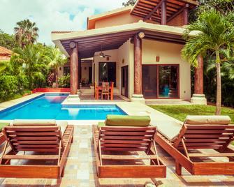 Casa Dos Papagayos - Puerto Aventuras - Gebouw