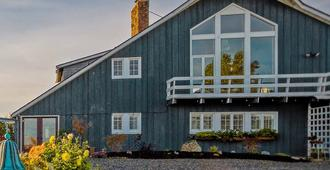 Dungeness Barn House Bed and Breakfast - Sequim - Gebäude