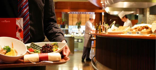 索菲婭公主大酒店 - 巴塞隆拿 - 巴塞隆納 - 飲食