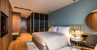 Hotel Sofia Barcelona, In The Unbound Collection By Hyatt - Barcelona - Bedroom