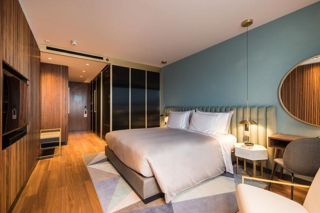 索菲婭公主大酒店 - 巴塞隆拿 - 巴塞隆納 - 臥室