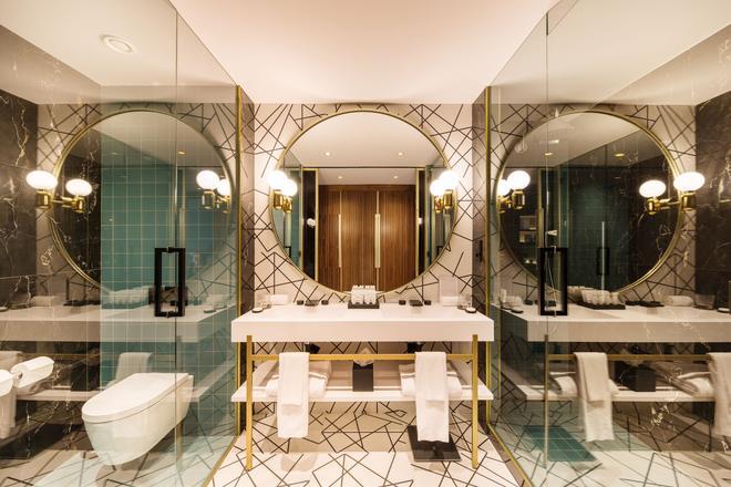 索菲婭公主大酒店 - 巴塞隆拿 - 巴塞隆納 - 浴室