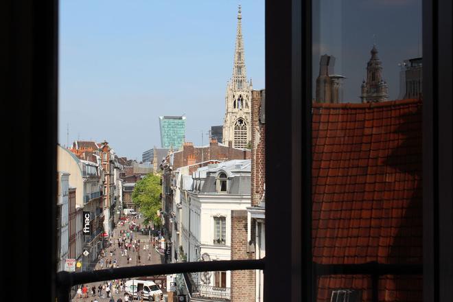 Hôtel Kanaï - Lille - Outdoor view