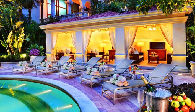 The Venetian Macao Resort - Macao - Uima-allas