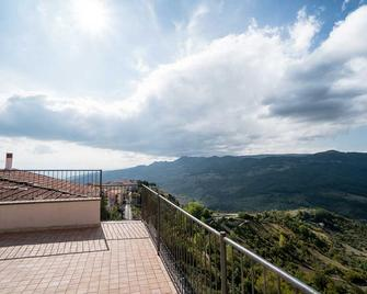 Borgo San pietro - Agnone - Rooftop