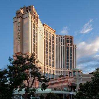 The Palazzo - Las Vegas - Budynek