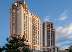 The Palazzo - Las Vegas - Bygning