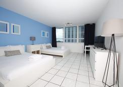 Beach Apartments By Design Suites - Miami Beach - Makuuhuone