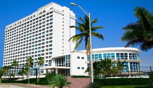 Beach Apartments By Design Suites - Miami Beach - Rakennus
