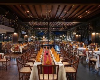 坎達拉馬文化遺產酒店 - 丹布拉 - 丹布拉 - 餐廳