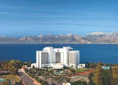 Akra Hotel - Antalya - Edificio
