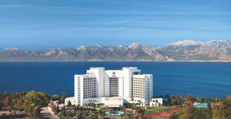 Akra Hotel - אנטליה - בניין