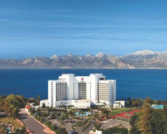 Akra Hotel - Antalya - Building