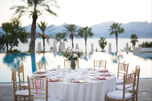 Akra Hotel - Antalya - Banquet hall