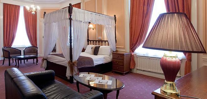 Britannia Adelphi Hotel - Ливерпуль - Спальня