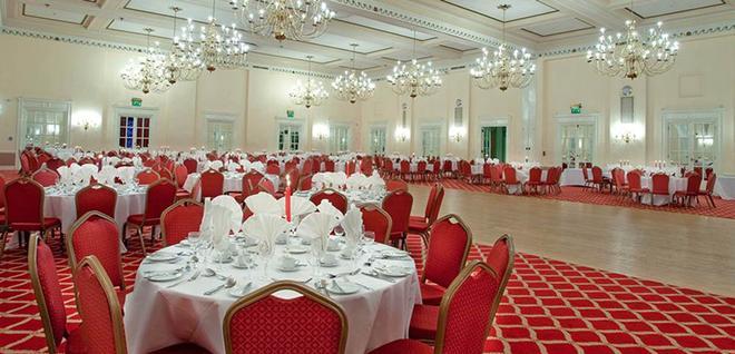 Britannia Adelphi Hotel - Ливерпуль - Банкетный зал