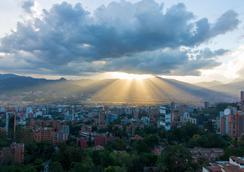 Binn Hotel - Medellín - Näkymät ulkona