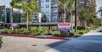 Harbor Motel - Garden Grove - Hoteleingang