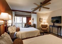 Sitzmark Lodge - Vail - Bedroom