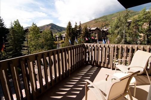 Sitzmark Lodge - Vail - Balcony