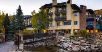 Sitzmark Lodge - Vail - Building