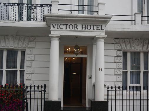 維多飯店- 倫敦維多利亞 - 倫敦 - 建築