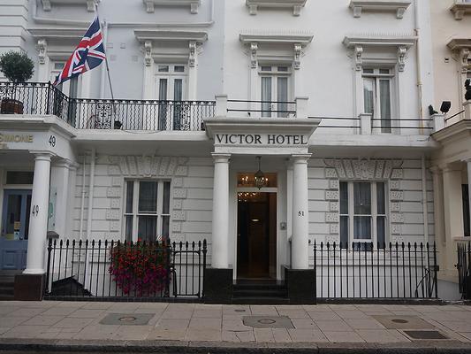 Victor Hotel - Λονδίνο - Κτίριο