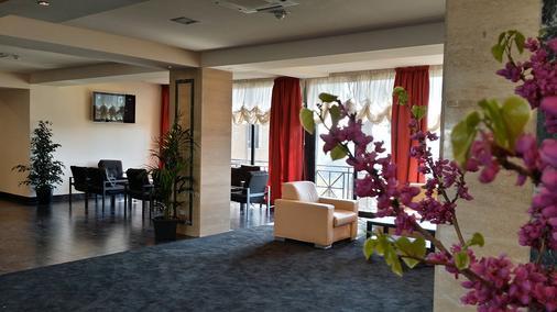 Regal Park Hotel - Rome - Lobby