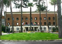 Regal Park Hotel - Roma - Bangunan