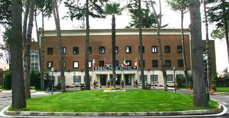 Regal Park Hotel - Roma - Edificio