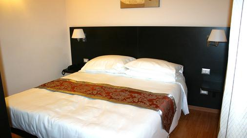 Regal Park Hotel - Rome - Bedroom