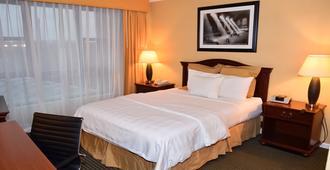 Garden Inn & Suites - Jfk - קווינס - חדר שינה