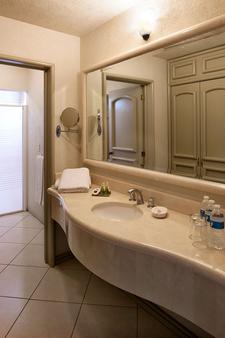 Hotel & Suites Quinta Magna - Guadalajara - Kylpyhuone