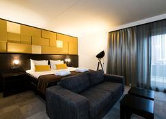 Oranje Hotel Leeuwarden - Leeuwarden - Sovrum