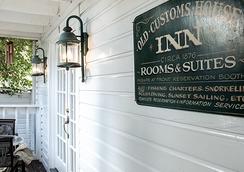 Smallest Bar Inn - Key West - Building